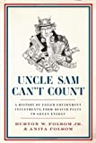 Uncle Sam Cant Count: A History of Failed Government Investments, from Beaver Pelts to Green Energy