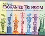 Walt Disneys Enchanted Tiki Room 50TH SHAG Postcards Set