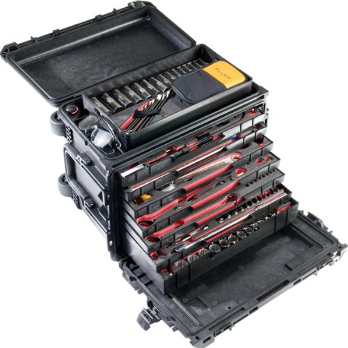 #0450WD Pelican 0450 Mobile Tool Chest (with drawers)