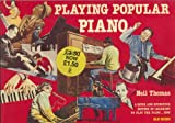 Playing the Popular Piano (0330262211) by NEIL THOMAS