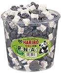 HARIBO Pandas, 1er Pack (1 x 1.05 kg)