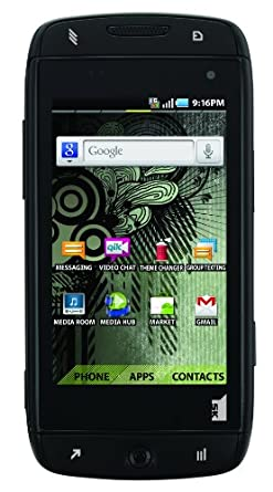 T-Mobile Sidekick by Samsung, Matte Black (T-Mobile)