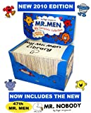 Roger Hargreaves Mr Men Complete Box Set 2010 Edition My Complete Book Collection 47 Books Library Pack RRP £117.50 (Includes New Mr Nobody) Boxed Set