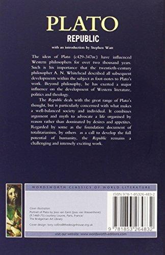 The Republic (Wordsworth Classics of World Literature)