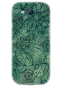Spygen Premium Quality Designer Printed 3D Lightweight Slim Matte Finish Hard Case Back Cover For Samsung Galaxy S3 i9300