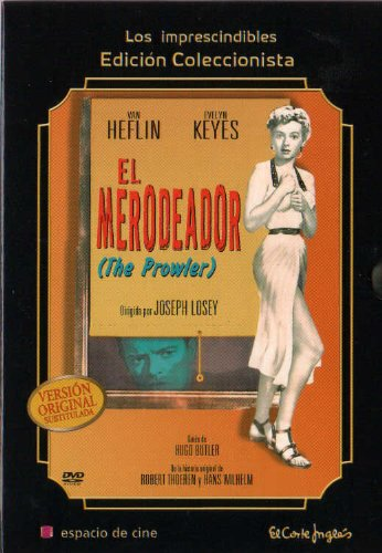 El Merodeador (The Prowler) (1950) (Collector Edition) (Dvd + Booklet) (Import)