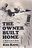 The Owner-Built Home