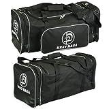 Krav Maga Black Sports Duffel Kit Bag