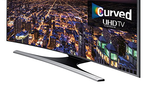 """Samsung UE40JU6500K 40"""" 4K Ultra HD Smart TV Wi-Fi Black"""
