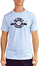 My City - Detroit Baseball Performance Short Sleeve Shirt