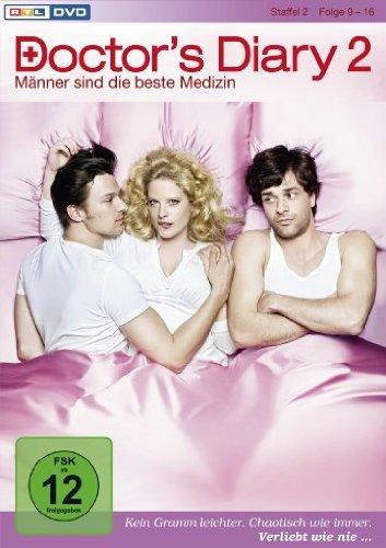 Doctor's Diary - Männer sind die beste Medizin: Staffel 2 [2 DVDs]