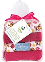 Pooh Bear Terrycloth Washcloths