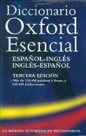 Diccionario Oxford Esencial