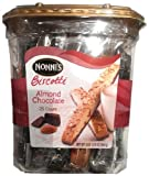 Nonni Almond Chocolate Biscotti, 2.07-Pound,  2 lbs 1.25 oz