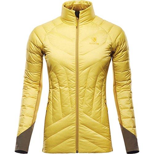 Black Yak Giacche di piuma Light Down Insulation Jacket Cream Gold / Bronze / Beech S