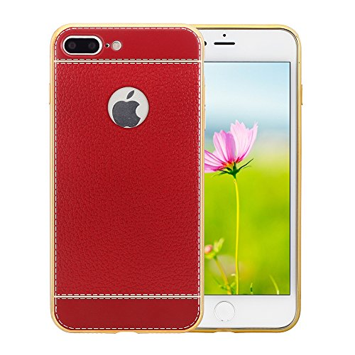 n-oranie-iphone-7-plus-custodia-55-cover-posteriore-morbida-pelle-tpu-con-placcato-cornice-bumper-an