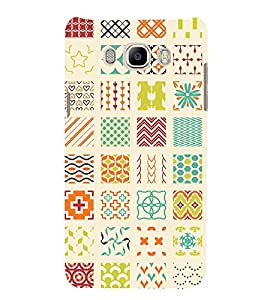 All In One Pattern 3D Hard Polycarbonate Designer Back Case Cover for Samsung Galaxy J7 2016 :: Samsung Galaxy J7 2016 Duos :: Samsung Galaxy J7 2016 J710F J710FN J710M J710H