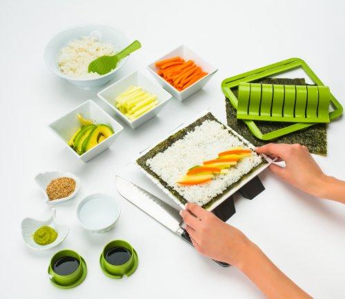 Sushiquik Sushi Making Kit Fun Easy (Make Your Own Sushi Kit compare prices)