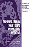 img - for Saponins Used in Traditional and Modern Medicine (Advances in Experimental Medicine and Biology) book / textbook / text book