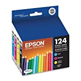 Epson T124120BCS Ink Cartridges