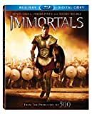 Immortals Bluray