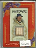 2010 Allen & Ginter's Baseball Ian Kinsler Bat Card