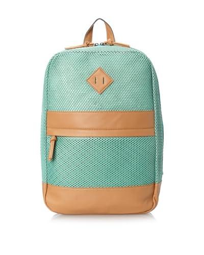 Nila Anthony Women's Fabric Fashion Backpack, Mint
