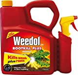 Weedol Rootkill Plus 3 Litres Ready to Use Weedkiller