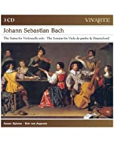 Bach: The Suites For Violoncello Solo; Sonatas For Viola Da Gamba & Harpsichord