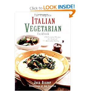 The Complete Italian Vegetarian Cookbook: 350 Essential Recipes