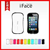 【 iFACE正規品保障 】 [ Apple softbank au iPhone5 iPhone5S 専用 ] iface first Class ケース カバー アイフォン アイフェイス ファースト ( ホワイト )