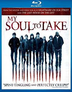 My Soul to Take [Blu-ray]