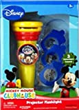 Disney Mickey Mouse Clubhouse Projector Flashlight