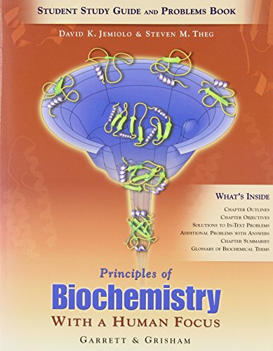 a study of biochemistry Biochemistry is the chemistry of living systems, or the study of what living systems are composed of and how they function at the molecular level.