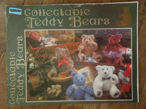 Collectable Teddy Bears (full-size Patterns included)