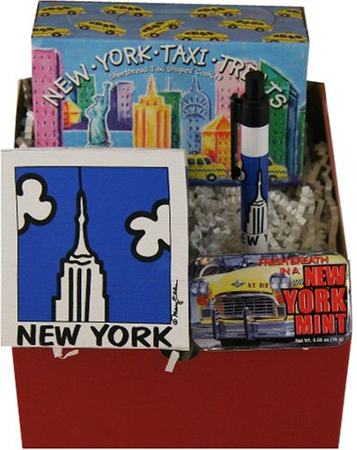 New York Souvenir Gift Basket