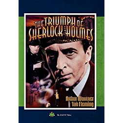 "Sherlock Holmes ""The Triumph of Sherlock Holmes"""