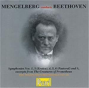 1937-1942 Mengelberg Conducts