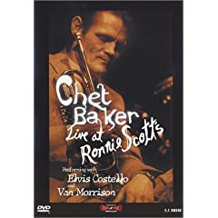 Chet Baker - Live at Ronnie Scott