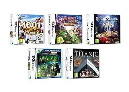 Puzzle Mega Pack (Nintendo DS)