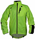 Polaris JR Aqualite Extreme Waterproof Kids Jacket - Hi Vis, XL