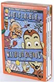 Wayside School Boxed Set: Wayside School Gets a Little Stranger, Wayside School is Falling Down, Sideway Stories from Wayside School (0380791714) by Sachar, Louis