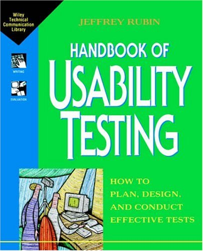 Handbook of Usability Testing