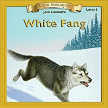 White Fang: Bring the Classics to Life Audiobook by Jack London Narrated by  Iman