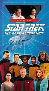Star Trek - The Next Generation, Episode 112: Violations [VHS]