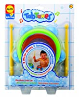 ALEX® Toys - Bathtime Fun Water Drums 4010 by Alex