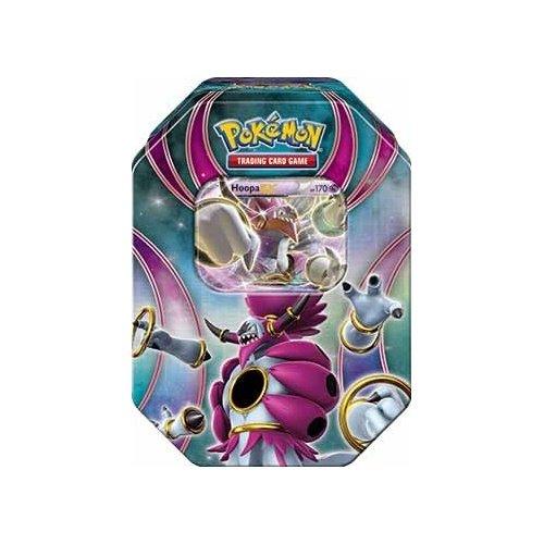 Pokémon EX au-delà de l'ordinaire! 2015 Fall Hoopa-EX Tin