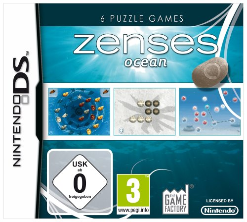 Zenses: Ocean Edition  (Nintendo DS)