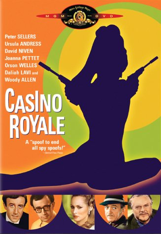 Cover art for  Casino Royale