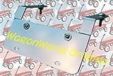 WagonWorld ORIGINAL ラジオフライヤー用バイクプレートステーCH